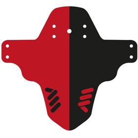 All Mountain Style Parafango, rosso/nero